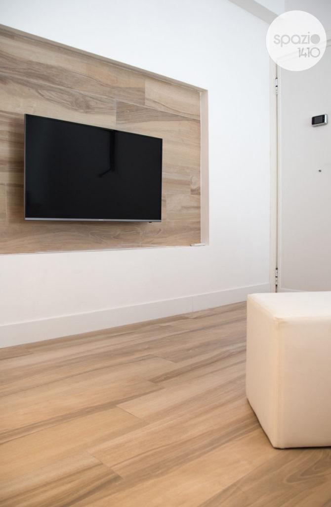 la parete tv